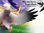 Why Raven Wears Black Title