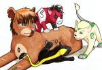 Bunch of felines